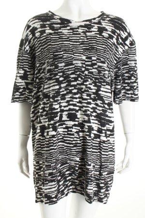 Isabel Marant T-Shirt schwarz-weiß schlichter Stil