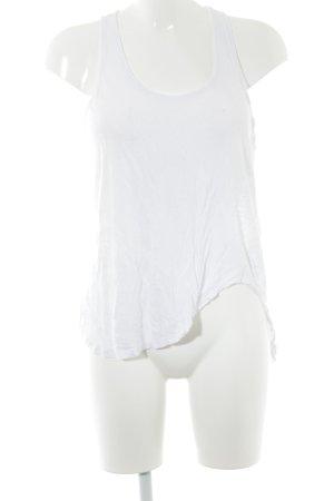 Isabel Marant Tanktop weiß minimalistischer Stil