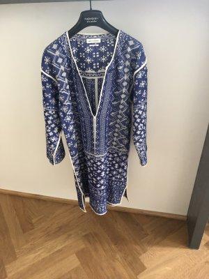 Isabel Marant Étoile Strandkleding blauw-wolwit