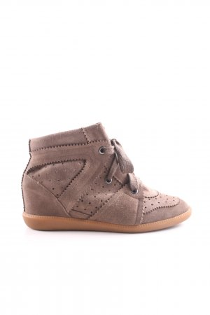 Isabel Marant Wedge Sneaker khaki Casual-Look