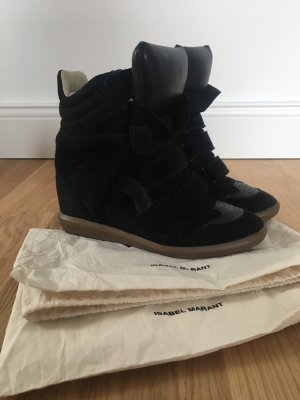 ISABEL MARANT Wedge-Sneakers Bekett