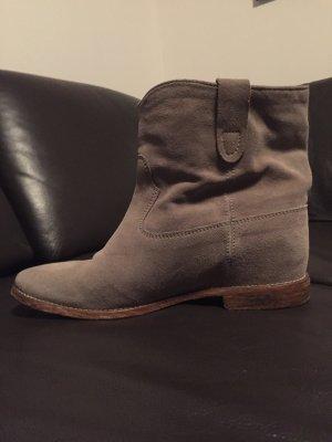 Isabel Marant Wildleder Boots