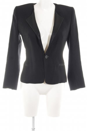 Isabel Marant Wool Blazer black business style