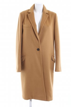 Isabel Marant Wollmantel nude Business-Look
