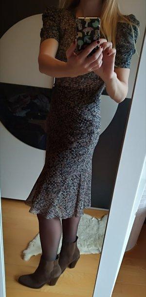 Isabel Marant pour H&M Blouse Dress multicolored silk