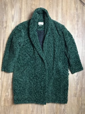 Isabel Marant Coat forest green polyester