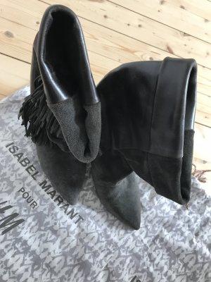 Isabele Marant POUR H&M Stiefellette / Booties, Gr. 39, 1x getragen