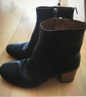 Isabelle Marant schwarze Stiefeletten in Gr. 37