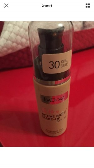 Isadora Active Moist Makeup Spf 30 30 Opal Beige
