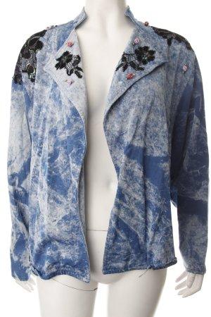 Isadora Veste chemise motif batik Éléments décoratifs
