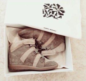Isbabel Marant Sneaker Wedges