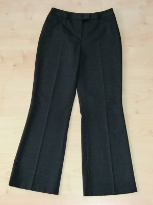 Marlene Trousers anthracite wool