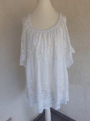 iSilk Tunique-blouse blanc