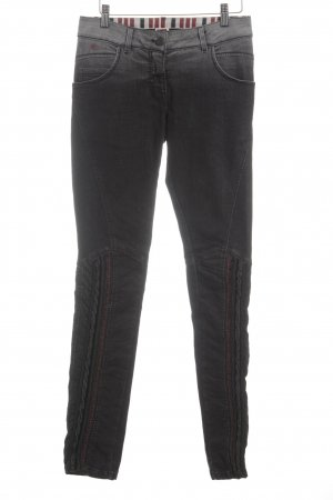 Isola Marras Pantalon cigarette multicolore