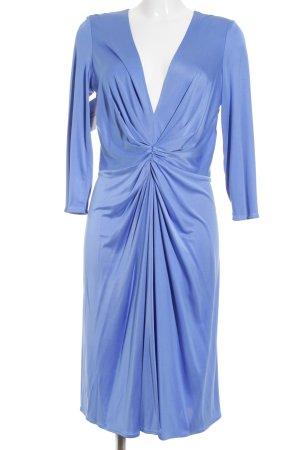 Issa London Robe à manches longues bleuet élégant