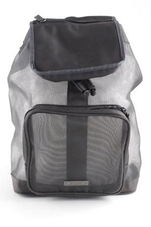 Issey miyake School Backpack dark grey street-fashion look