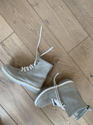 Tronchetto grigio chiaro-bianco