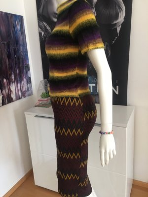 Italien Boutique Gabbiani Missoni Stil Kombination Rock und Shirt 34