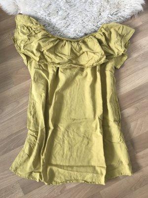 Italien Kleid gelb