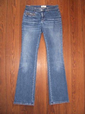 italienische Bootcut Jeans von BENETTON * Gr. 38 (ital. 42)