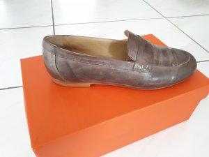 Vivace Business Shoes light brown