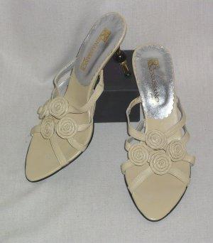 Flip-Flop Sandals multicolored leather