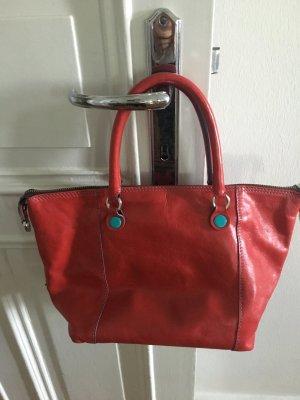 Italienische Handtasche 3stil tragen fast neu!