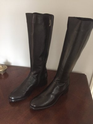 Made in Italy Winter Boots black