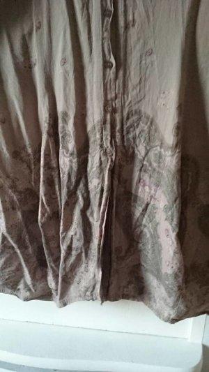 italienische logbluse