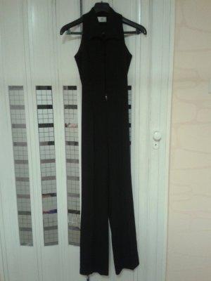 Italienische Mode-schwarzer Overall