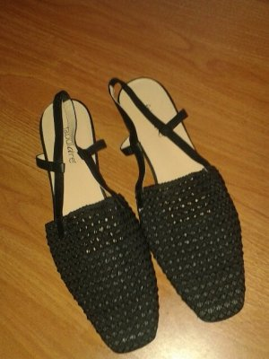 0039 Italy Sandals black