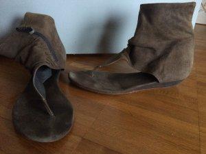 Italienische Sandalen mit Schaft Gr 41
