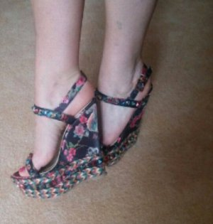 italienische Sandalen neu