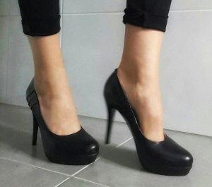 Italienische Schuhe,Absatz 10cm