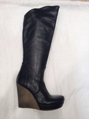 Italienische Wedges Stiefel für FaSHOEnistas