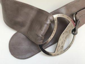 Cinturón de cadera marrón claro Cuero