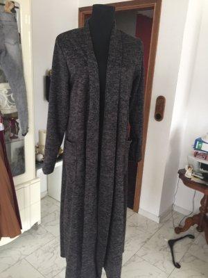 Abrigo de entretiempo gris antracita-gris