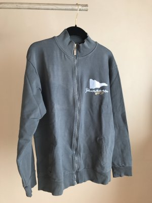Italienischer Zipper hoodie