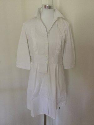 Italienisches Sommerkleid von Fabrziolenzi in weiß in Größe 42