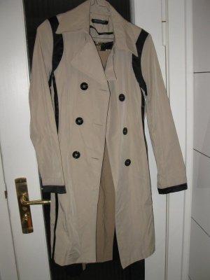 Italienisches Trenchcoat, D36, elegant und mal was anderes, gute Qualität
