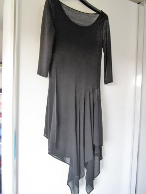 Tunic Dress black polyester