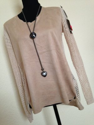 Italy Fashion Moda Tunika/Bluse neu 36