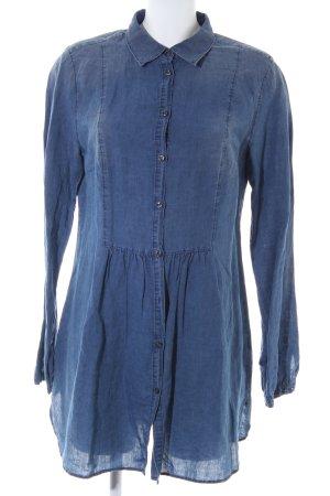 Italy Jeanskleid blau Casual-Look