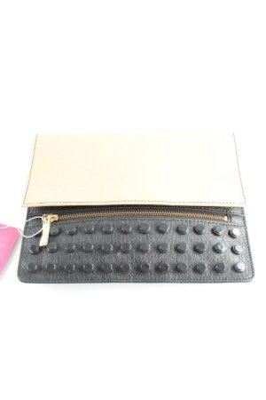 Ivanka Trump Borsa clutch nero-color cammello elegante