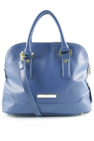 Ivanka Trump Carry Bag blue elegant