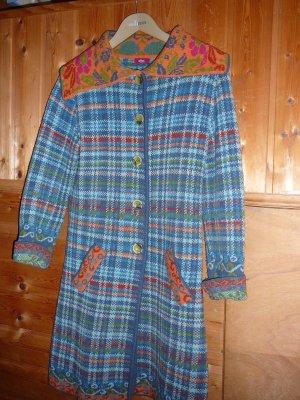 Ivko Knitted Coat light blue
