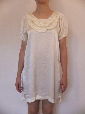 Ivory Romantic Kleid Vintage Style