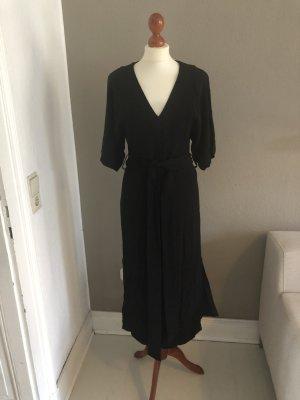 Ivy & Oak Abendkleid Kleid Midi schwarz 38