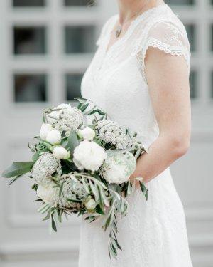 Ivy & Oak Abito da sposa bianco-bianco sporco