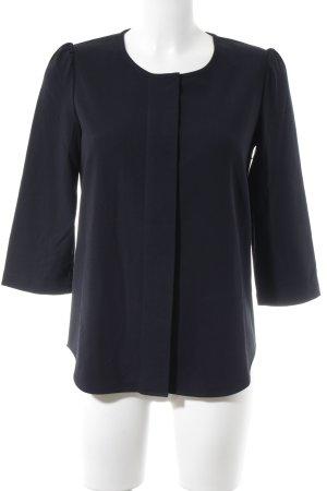 Ivy & Oak Kurzarm-Bluse schwarz klassischer Stil